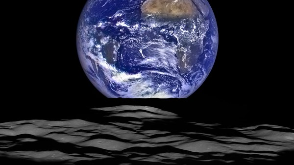 This Music Simulates the Awe-Inspiring Feeling of Seeing Earth From Space