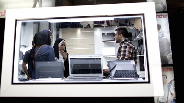 Iranians Are Cut Off from the Internet Economy, Even with Lifted Sanctions