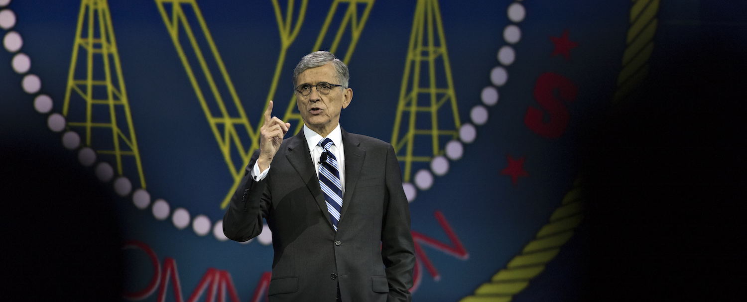 Big Cable Isn't Happy About the FCC's Plan to Protect Consumer Privacy | Motherboard