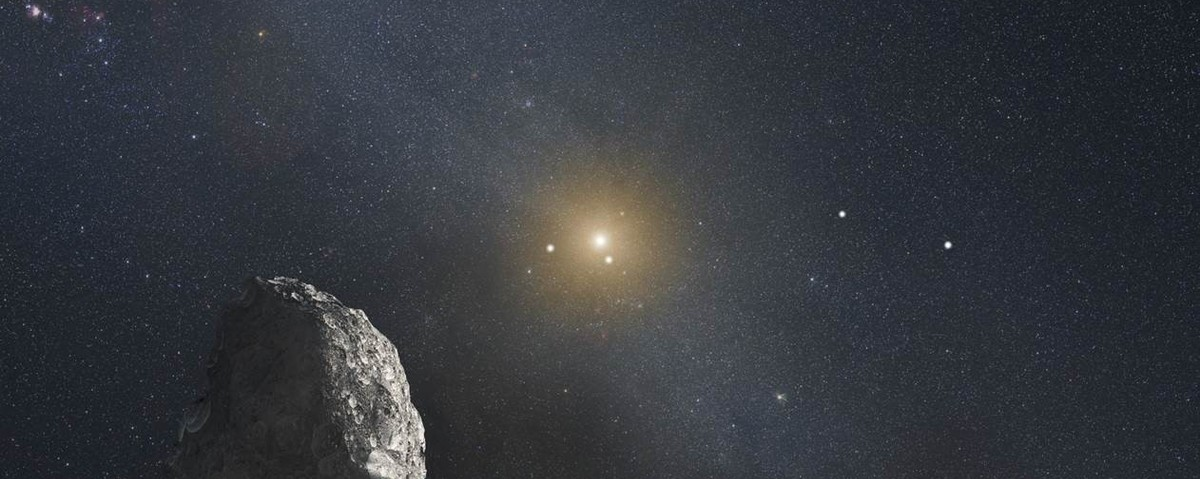 Scientists Discovered a New Dwarf Planet at the Edge of ...