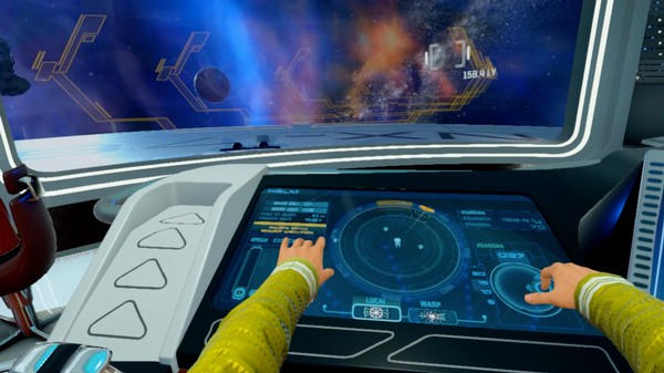Star Trek in VR Really Is 'The Next Generation'