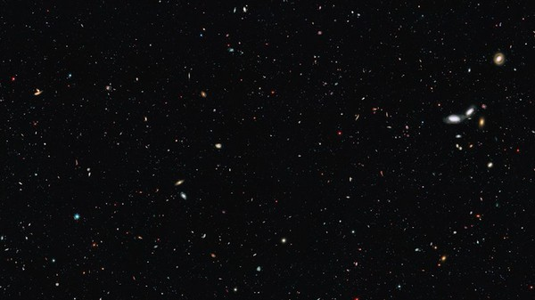 The Universe Contains Ten Times As Many Galaxies As Previously Estimated