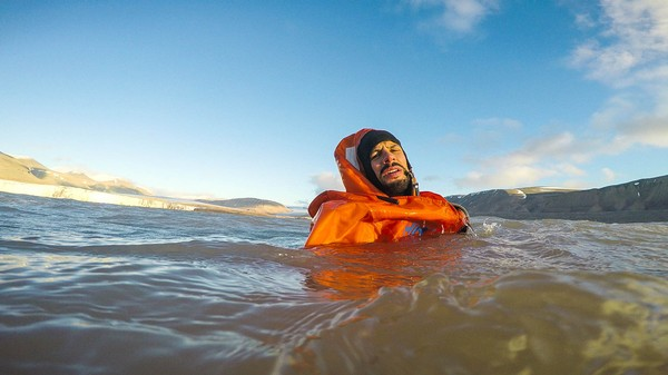 Surviving the Icy Waters of the Arctic