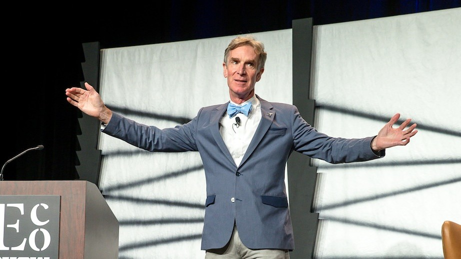 Bill Nye Has a Message for America