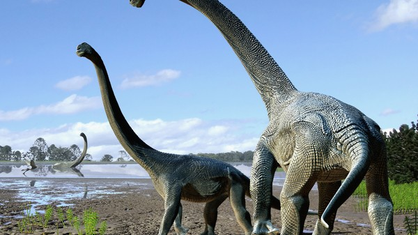 Climate Change Helped These Giant Dinosaurs Colonize Australia