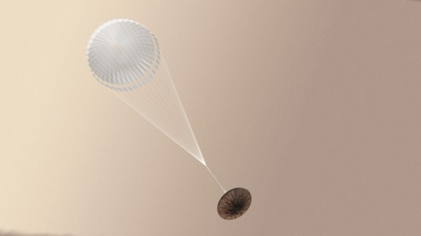The ExoMars Lander Malfunctioned Within 50 Seconds of Touchdown on Mars