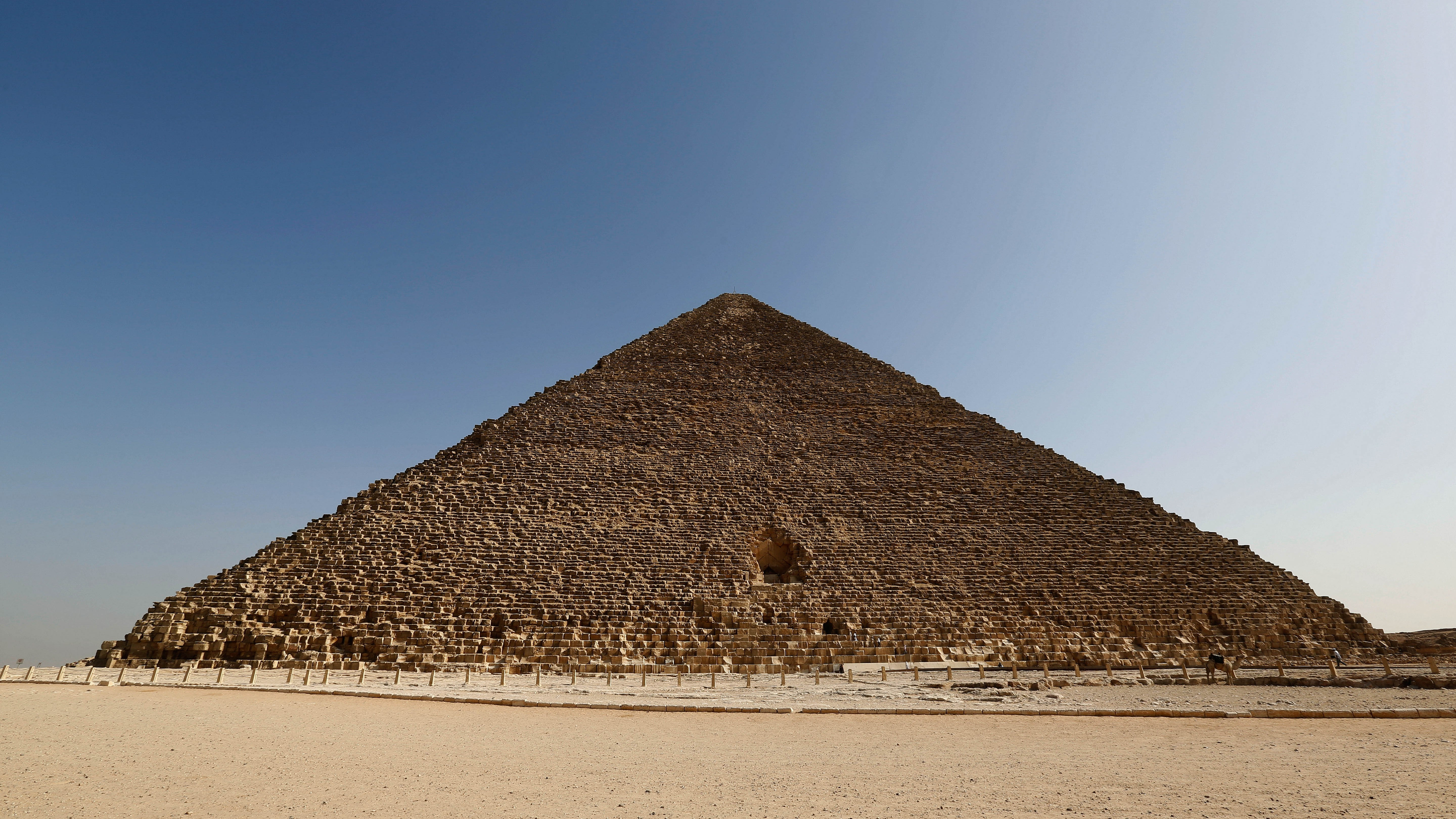 Scientists Blast Pyramids of Giza With Subatomic Particles to Reveal Its Secrets