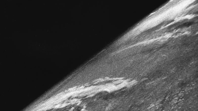 Seventy Years Ago, Humans Saw Earth from Space for the First Time