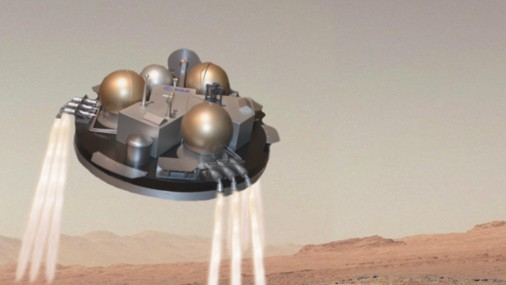 Dead Mars Lander Thought It Had Safely Landed Before It Crashed