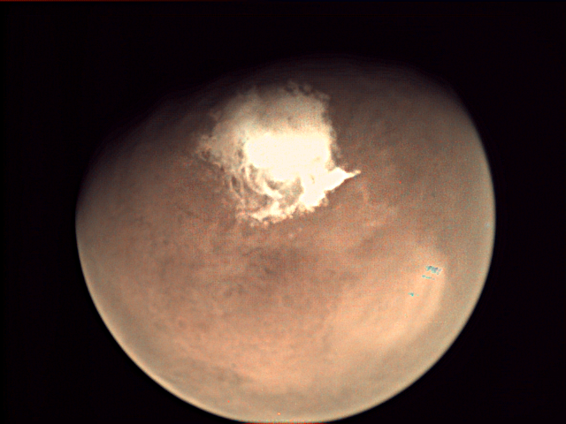 What Mars Looks Like Up Close