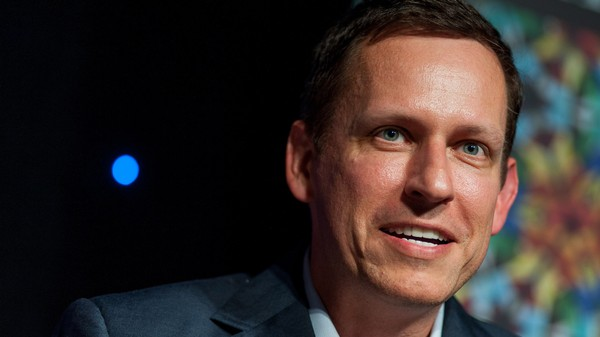 Peter Thiel and Donald Trump Are Pitching a Future That Can't Exist