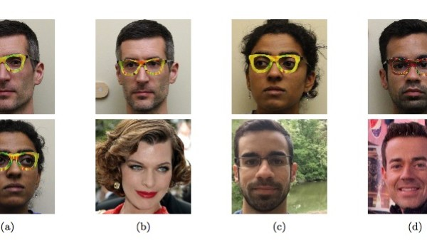 These Glasses Fool Facial Recognition Into Thinking You're Someone Else