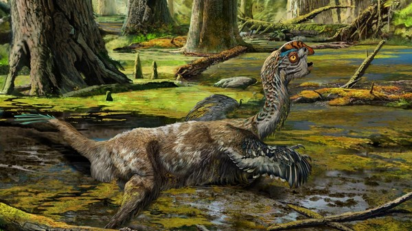 'Mud Dragon' Dinosaur Died an Awful Death at Tail-End of Cretaceous