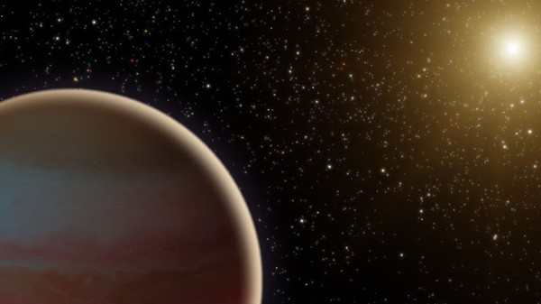 Two of NASA's Space Telescopes Team Up to Spot Distant Brown Dwarf