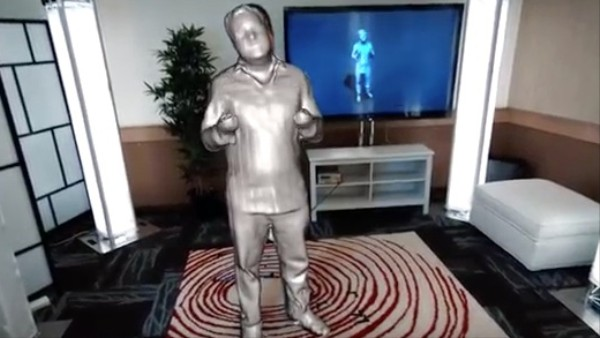You Can't Be In Two Places At Once, But Your Hologram Can