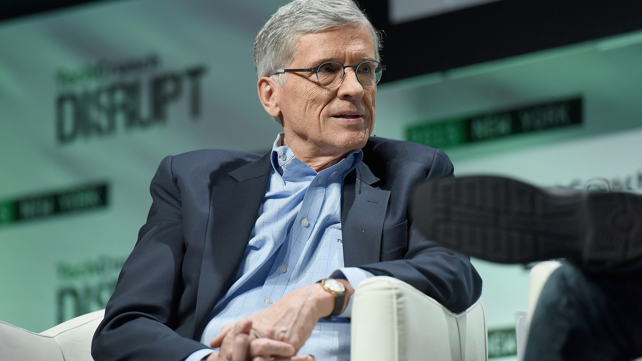 FCC Chief Tom Wheeler Defends His Legacy Against Republican Onslaught