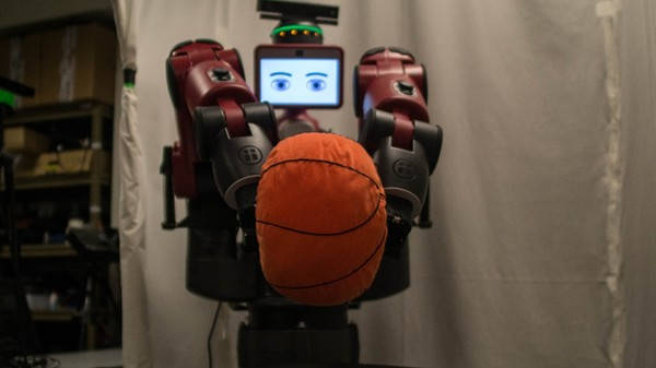 I Got Dunked on by a Basketball-Playing Robot