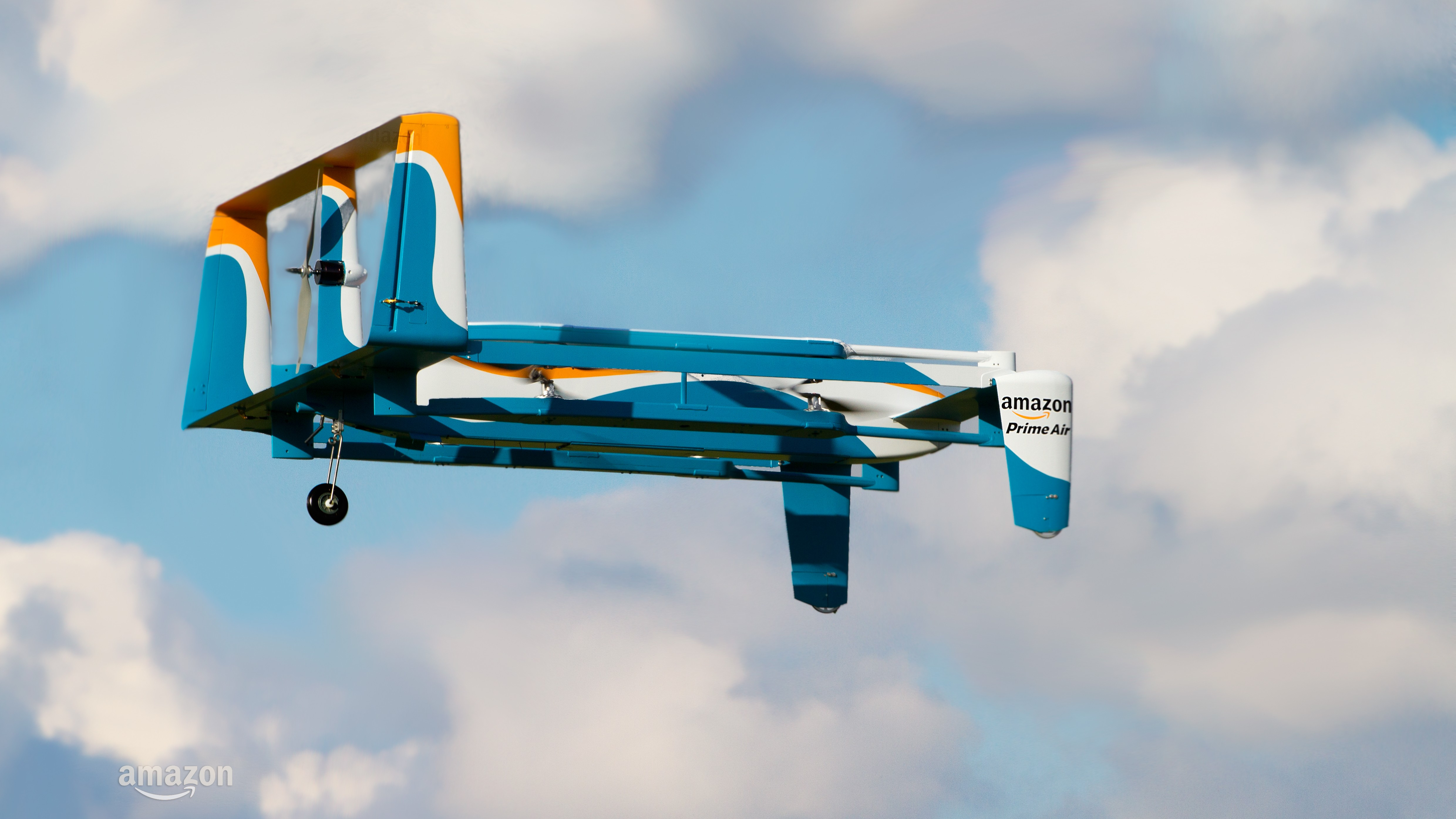 Amazon's Delivery Drones May Face New Regulatory Roadblocks