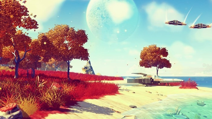 Major 'No Man's Sky' Update Invites Players to Give the Game a Second Chance