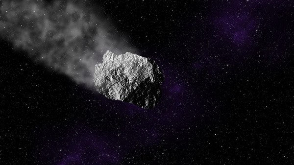 This Asteroid Is Small Enough to Ride Like a Space Pony