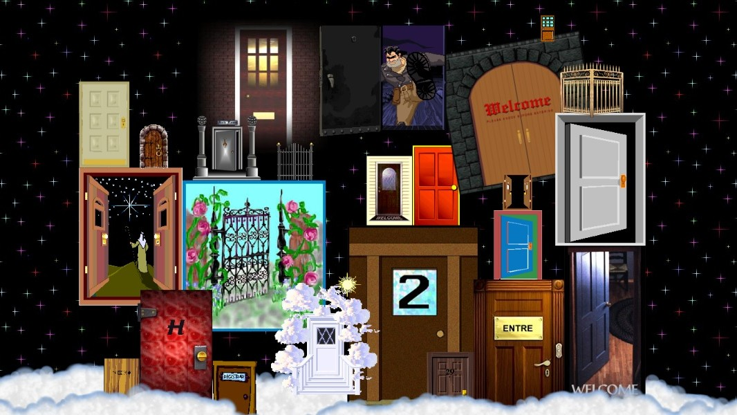 This GeoCities Advent Calendar Is a Christmas Miracle