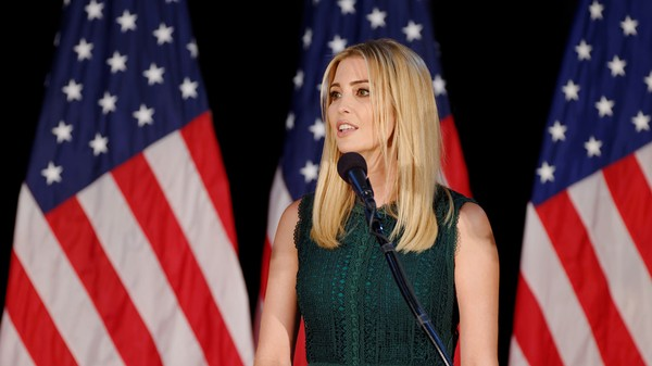 The Only Time Ivanka Trump Addressed Climate Change Was In a Tweet