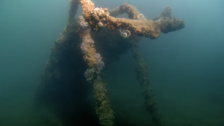 See Where The USS Arizona Remains Suspended In Time, 75 Years Later