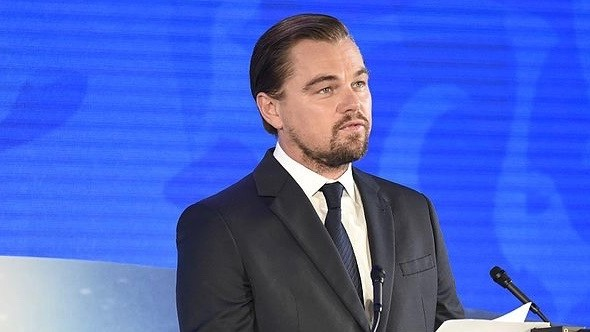 Leonardo DiCaprio Is Latest Cameo in the Trumps' Climate Change Theater