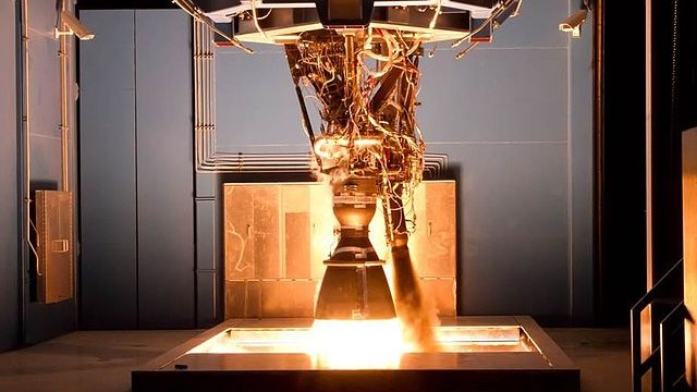 Watch How a SpaceX Rocket Nozzle Is Formed