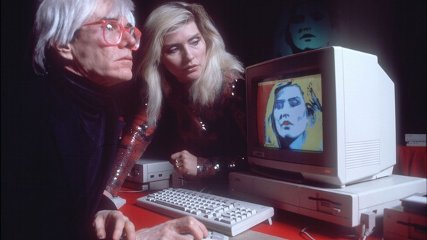 How the Commodore Amiga Turned Andy Warhol into a Computer Artist