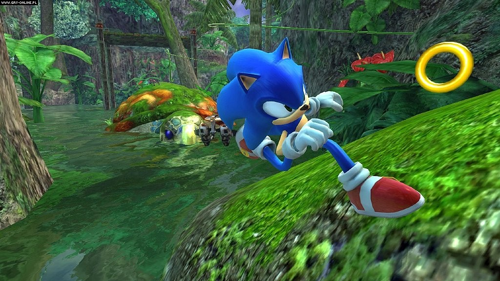 Some Modders Have Spent Over a Year Remaking the Worst 'Sonic' Game for PC