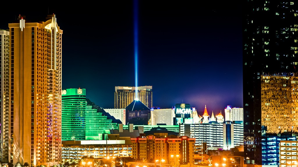 All of Las Vegas's City-Owned Buildings Now Run on Renewable Energy