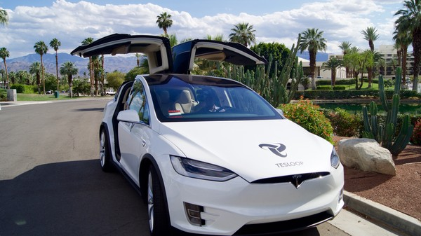 I Rode In a Tesloop, But I'm Glad We Still Had a Driver