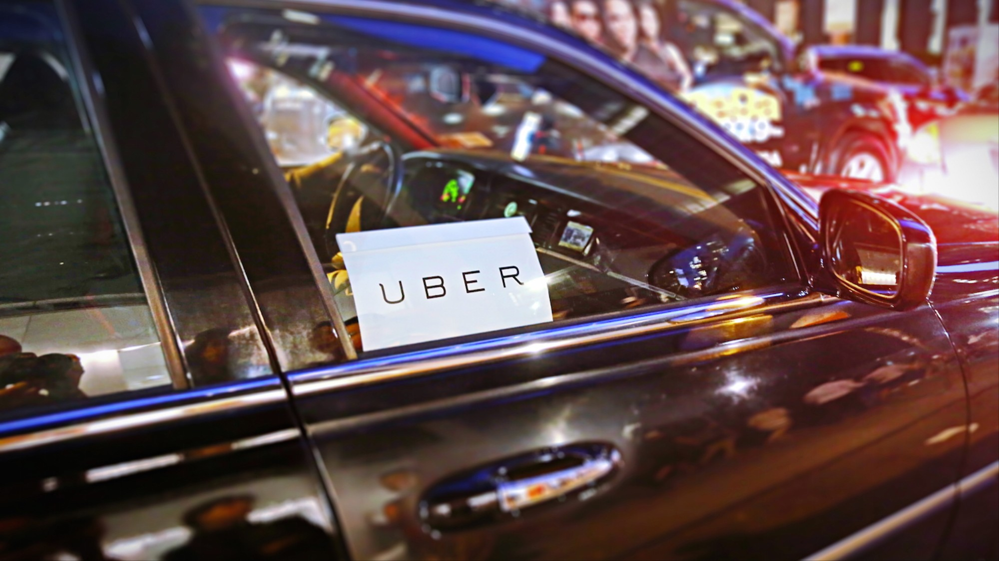 Scammers Say They Got Uber to Pay Them With Fake Rides and