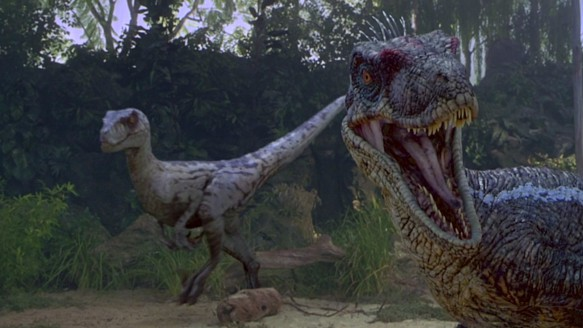 The Raptors in Jurassic Park Were So Big Because They Were Humans