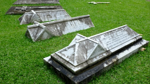 A Tour of History's Smart Graveyards