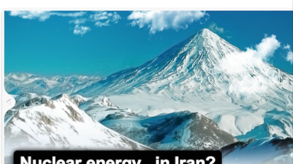 Iran's atoompropaganda is supergelikt