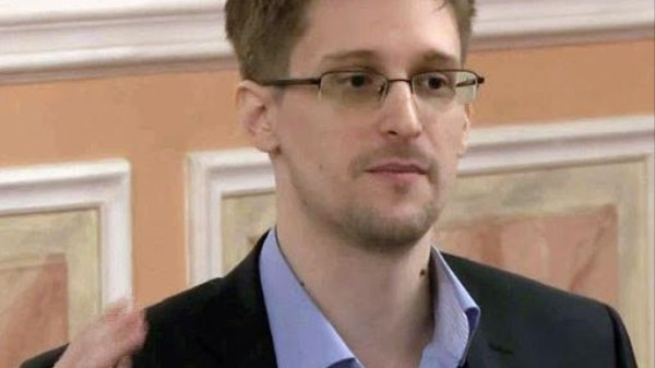 Edward Snowden Doesn't Need a Doomsday Cache