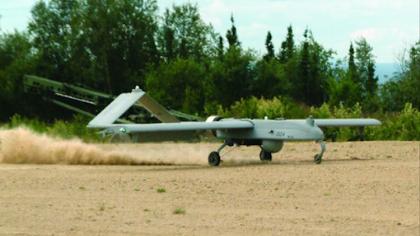 The UN Just Launched Spy Drones for the First Time