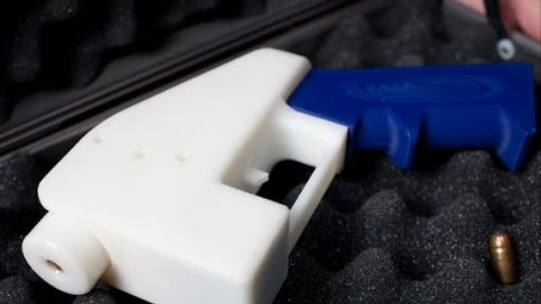 Congress's Plastic Gun Ban Left a 3D-Printed Loophole