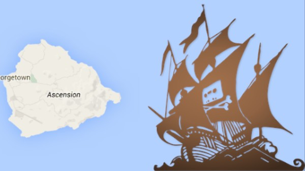 Everywhere the Pirate Bay Set Up Shop in 2013