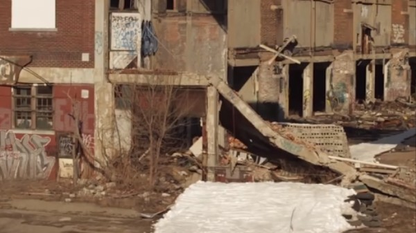 The Ultimate Detroit Ruin Porn