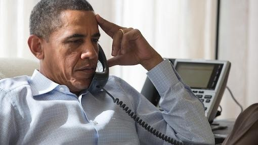 Obama Can't Avoid the NSA Report, But He'll Try