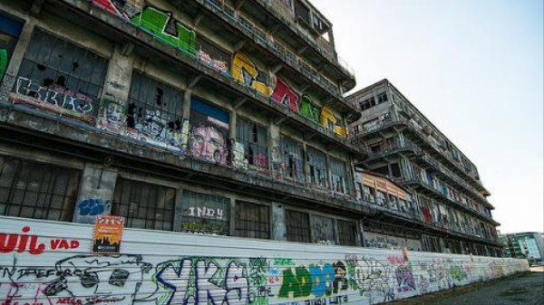 France's Graffiti Général Gets Virtual Afterlife on Eve of Its Destruction