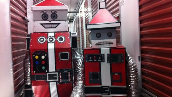The Robots of Christmas