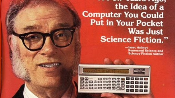 Isaac Asimov's 50-Year-Old Prediction for 2014 Is Viral and All Wrong