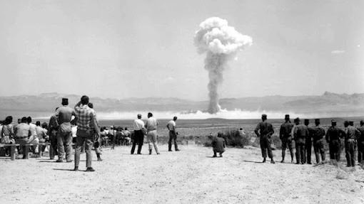 Reminder: There's Still Fall-Out from Nuclear Weapons Out There