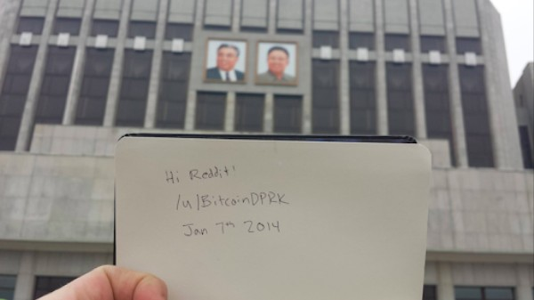 So Bitcoin Has Reached North Korea