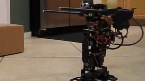 Defcon Is Bringing Back Its Contest for the Best Autonomous Shooting Robot