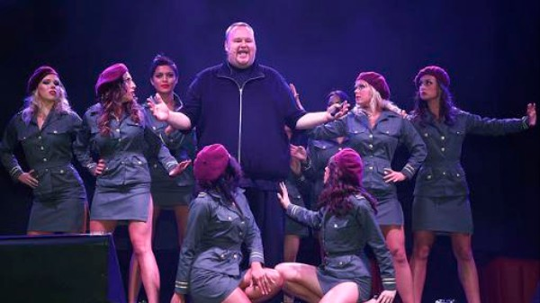 Kim Dotcom Just Launched His New Music Service with His Own Album